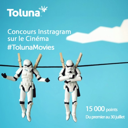 instgram movies contest FR new