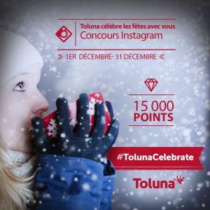 Instagram TolunaCelebrate_FR