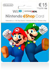 Nintendo eShop 15 EUR