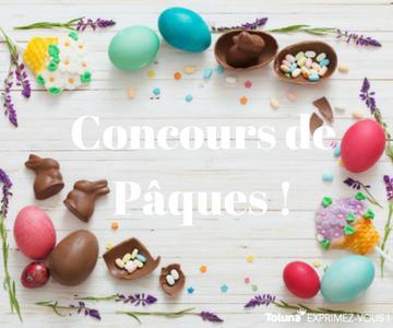 Concours de Pâques !