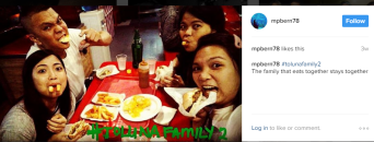TolunaFamily2 Instagram Winner