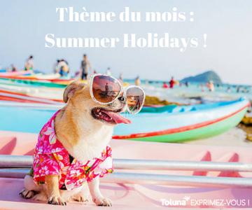Copy of Quelle est votre destination de vacances préférée -