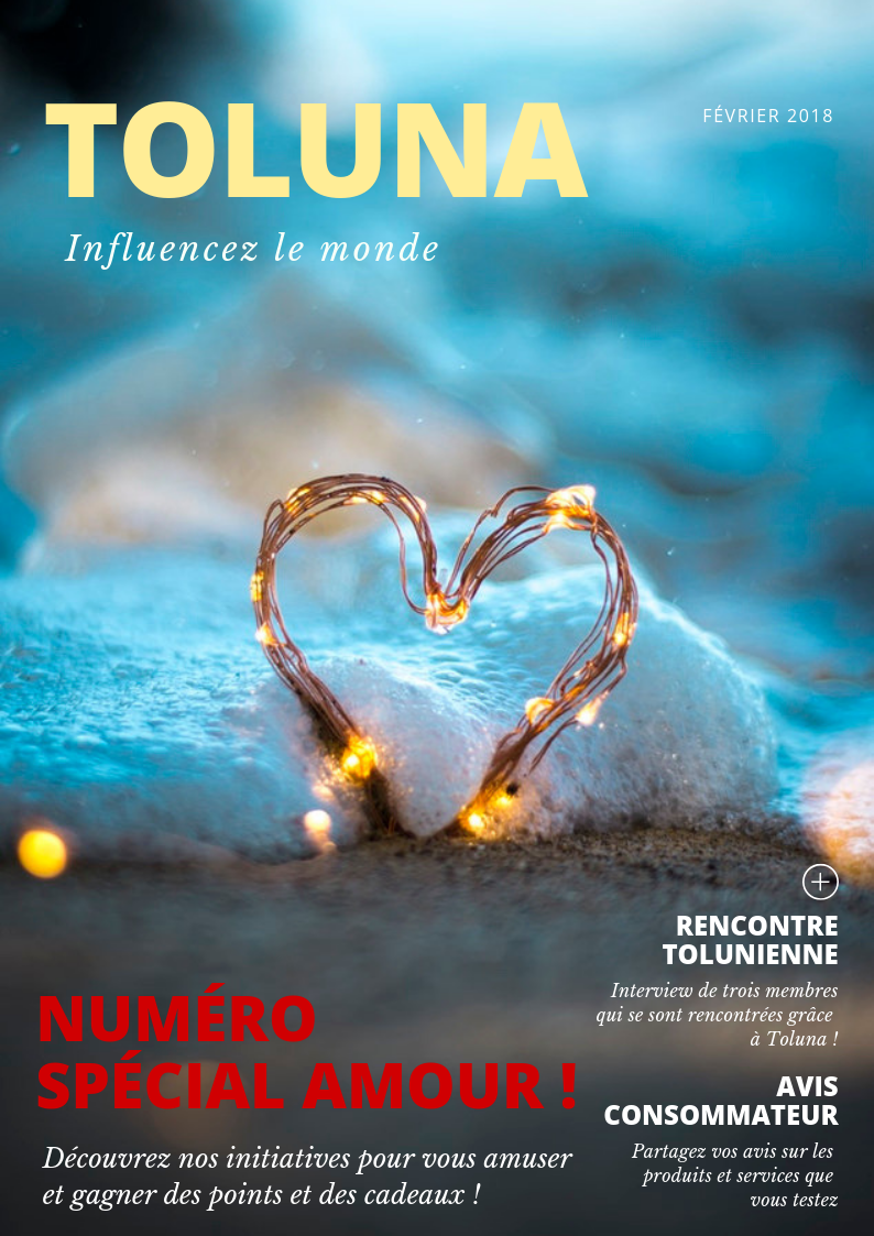FR Toluna News - Février
