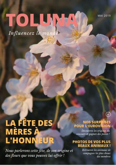 FR Toluna News - Mai